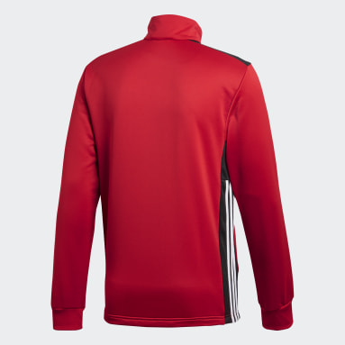 Men Gym & Training Red Regista 18 Jacket