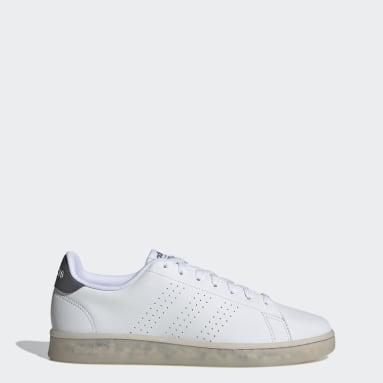 Men's Essentials White Advantage Eco Shoes