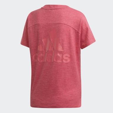 T-shirt ID Winners AtTEEtude Rosa Donna Sportswear