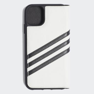 Samba Booklet Case iPhone 2019 6,1 tommer Hvit