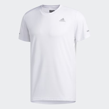 Mænd Løb Hvid Run It T-shirt