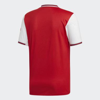 Men Football Red Arsenal Home Jersey
