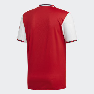 Maillot Arsenal Domicile Rouge Hommes Football