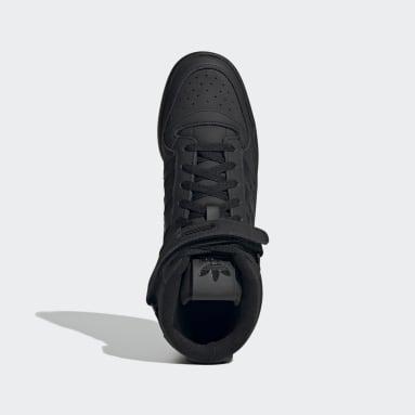 Originals Black Forum Mid Shoes