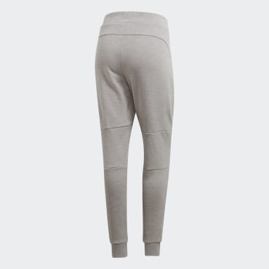 Pantaloni ID Mélange Grigio Donna Sportswear