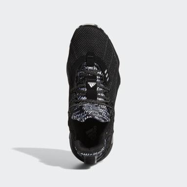 Basketball Black Dame 7 Shoes