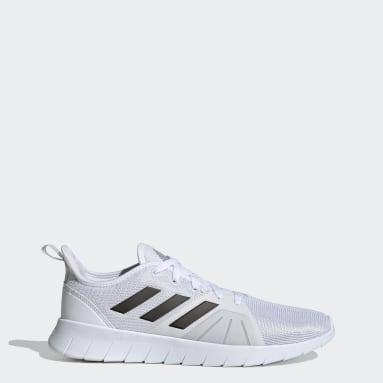Men Running White ASWEEMOVE Shoes