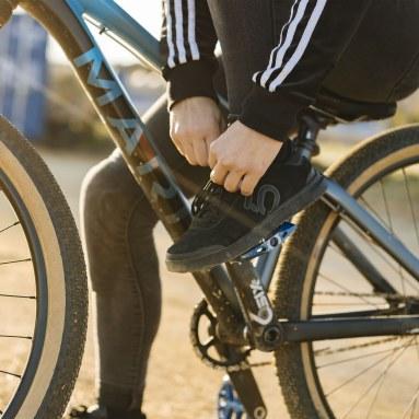 Kvinder Five Ten Sort Five Ten Sleuth DLX Mountain Bike sko