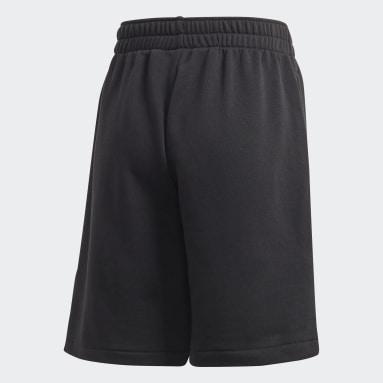 Boys Lifestyle Black Pokémon Shorts