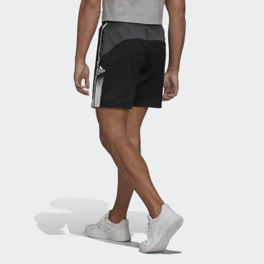 Men Training Black AEROREADY Designed to Move Sport Shorts
