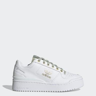 Scarpe Forum Bold Bianco Donna Originals