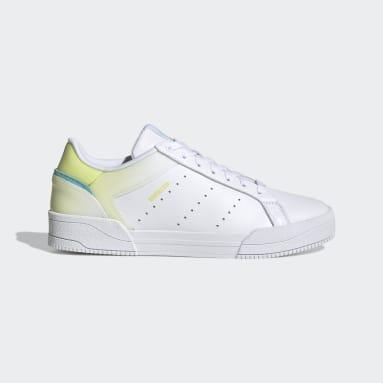 Originals Hvid Court Tourino sko