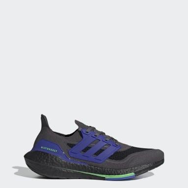 Zapatillas Ultraboost 21 Gris Hombre Running