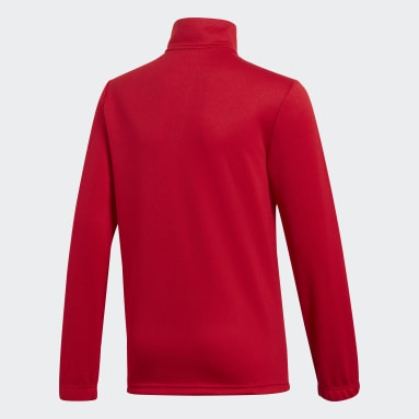 Kids Gym & Training Red Core 18 Training Top
