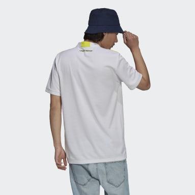 Camiseta primera equipación Leeds United FC 21/22 Blanco Fútbol