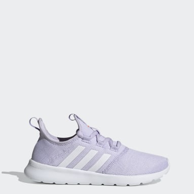 Women Sport Inspired Purple Cloudfoam Pure 2.0 Shoes