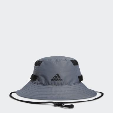 Men's Training Grey Victory Bucket Hat