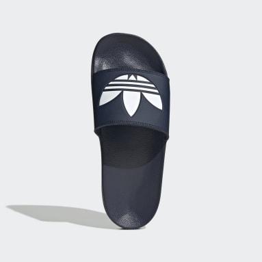 Originals Blå Adilette Lite sandaler