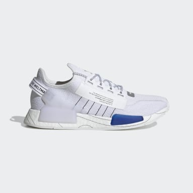 Originals White NMD_R1 V2 Shoes