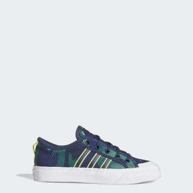 Jungen Originals Nizza Schuh Blau