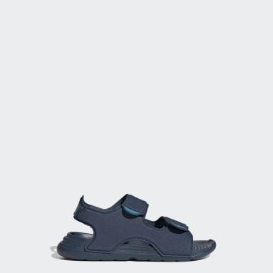 Kids Swimming Blue Swim Sandals