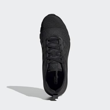 Løb Sort Fluidup sko