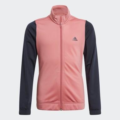 Girls Sportswear Pink adidas Essentials Track Suit