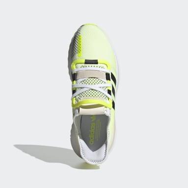 Tenis U_Path Run Blanco Hombre Originals
