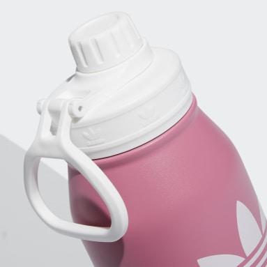 Training Pink Steel Metal Bottle 1L