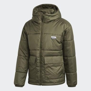 Men Originals Green R.Y.V. Jacket
