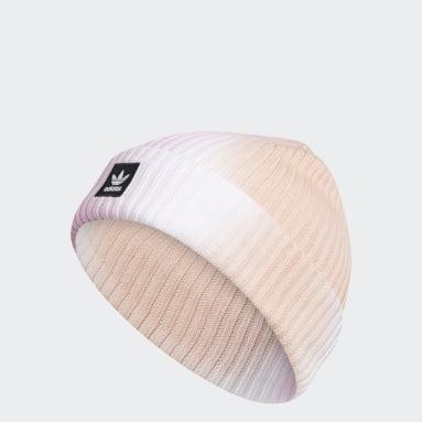 Originals Pink Colorwash Beanie