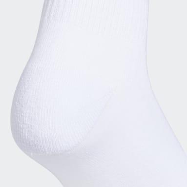 Women's Originals White Recycled Roller Crew Socks