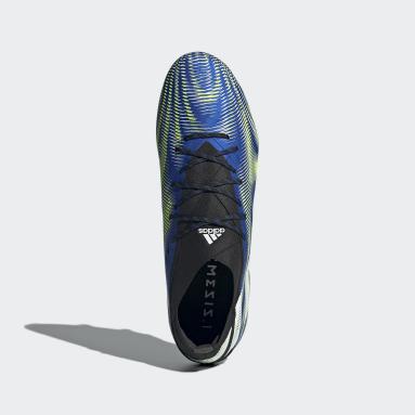 Football Blue Nemeziz.1 Firm Ground Boots