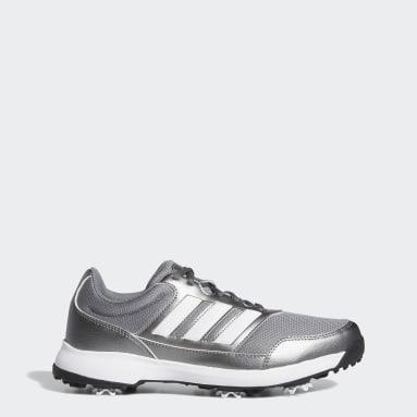 Men's Golf Grey Tech Response 2.0 Golf Shoes