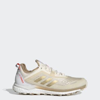 TERREX White Terrex Agravic Flow Shoes