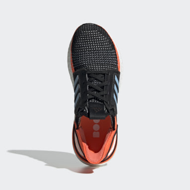 Tenis Ultraboost 19 Negro Mujer Running