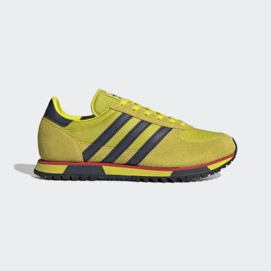 Originals Yeşil Marathon 86 SPZL Ayakkabı