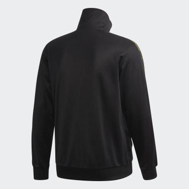 Men Originals Black Camouflage Track Jacket