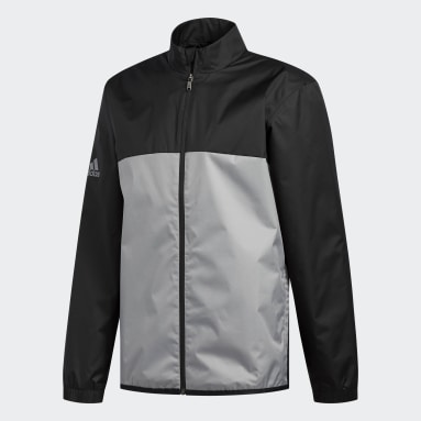 Men Golf Black Climastorm Provisional Jacket