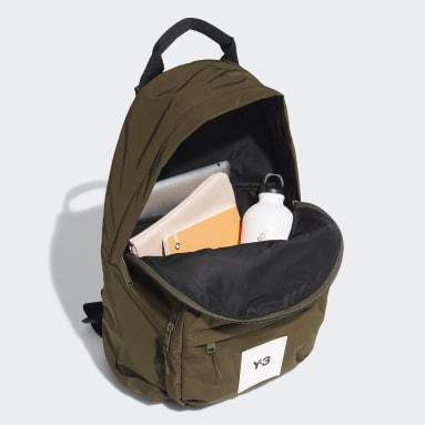 зеленый Рюкзак Y-3 Techlite Tweak