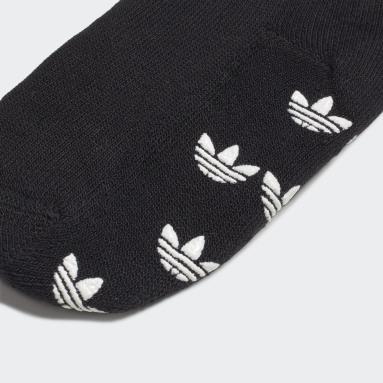 Socquettes antidérapantes (2 paires) Noir Enfants Originals