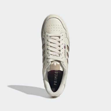 Chaussure Continental80 Stripes Blanc Originals