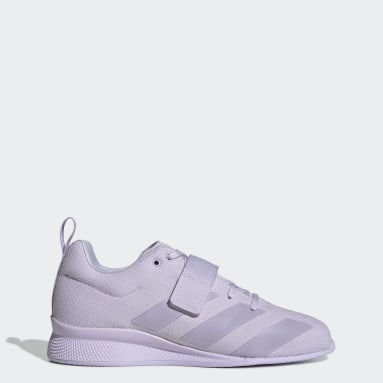 Women's Weightlifting Purple Adipower Weightlifting 2 Shoes