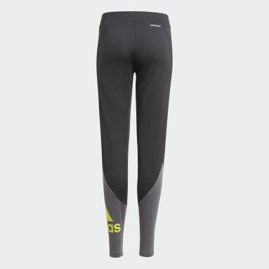 Legging Designed 2 Move Preto Meninas Training