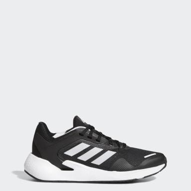 Women Running Black Alphatorsion Shoes