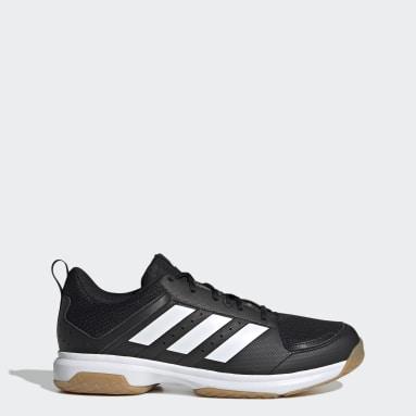 Chaussure Ligra 7 Indoor Noir Fitness Et Training
