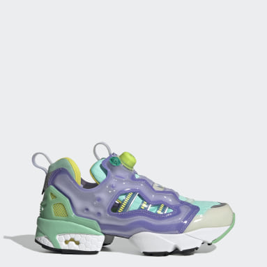 Originals Purple ZX Fury Shoes