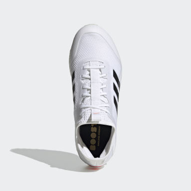 Women Field Hockey White Fabela X Empower Shoes