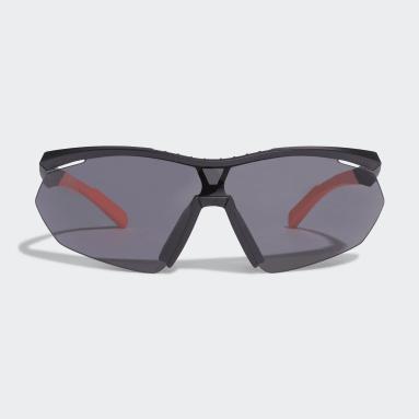 Cycling Black Sport Sunglasses SP0016
