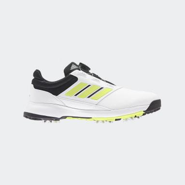 Men Golf White Traxion Lite BOA 2.0 Golf Shoes